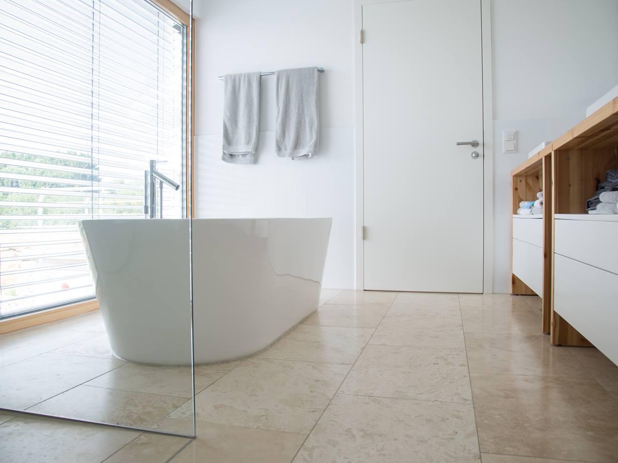 Travertin für Ihre Dusche   stonenaturelle